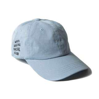 AUTHENTIC ASSC Baby Blue Weird Cap