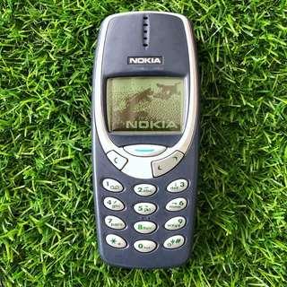 經典貪食蛇 諾基亞 Nokia 3310 原裝MC.F香港行貨 3200 3230 3315 3330 3210