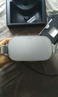 VR眼鏡 oculus go 32GB 二手 有盒