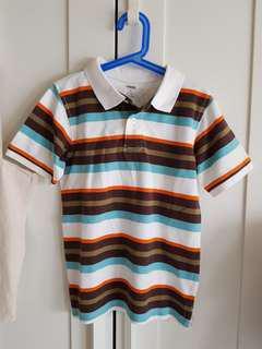 美國品牌GYMBOREE男童上衣