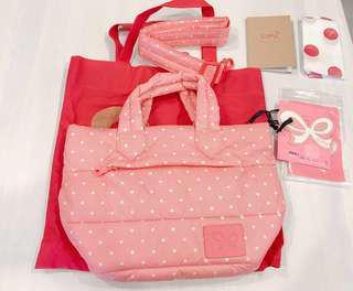 CIPU Baby Face-Bag 2.0(ECO波點粉