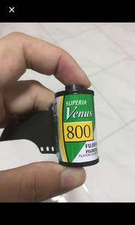 Fujifilm Superia Venus 800