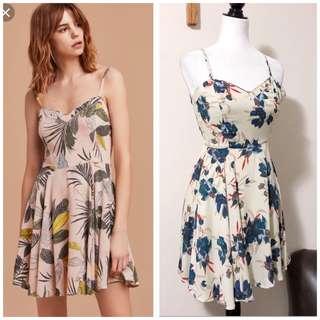 Aritzia Talula 00 Lipinski Dress