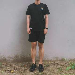 韓國柴犬狗仔圖案T恤
