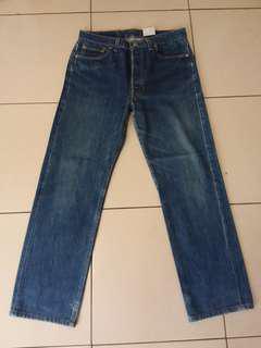 🚚 33腰Levis501美國製牛仔褲~190