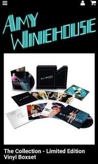 Amy Winehouse Limited edition boxset