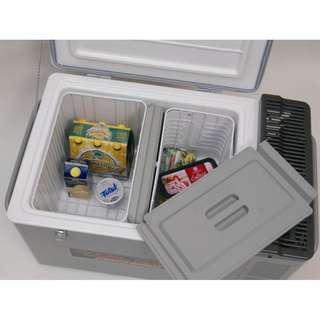 🚚 Engel MD80FC :: 75 Litre Combi Fridge / Freezer for Camping Overland 4WD 4X4 SUV, Vanlife or Medical and food transport 12V