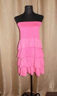 SALE PLUS Size Tube Dress