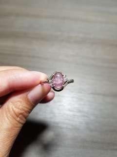 碧茜 12 戒指 水晶