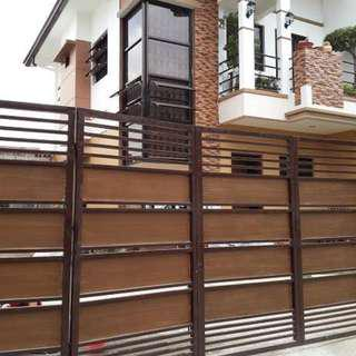 House and Lot in Pinesvile St. 189sq.m Greenview Executve Village Quezon City