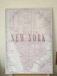 New York Canvas