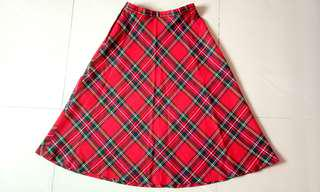 Red Skirt by St Michael