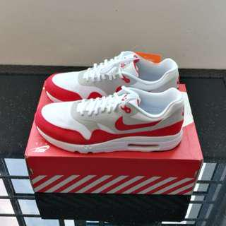 """Nike Air Max 1 Ultra 2.0 LE / """"White & University Red"""""""