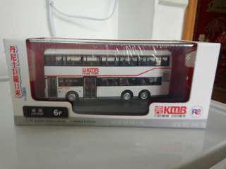 丹尼士巨龍11米6F麗閣路線空調巴士