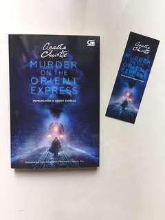 """Agatha Christie """"Murder on the Orient Express"""""""