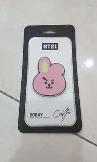 [Ready Stock] BT21 BTS Griptok Jungkook Cooky
