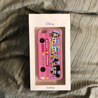 全新迪士尼iPhone 6/6s 粉紅手機殼