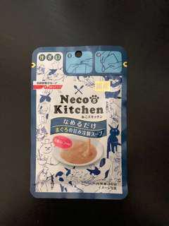 日清Neco's Kitchen 高齡貓配方 金槍魚 貓湯 肉泥 小食