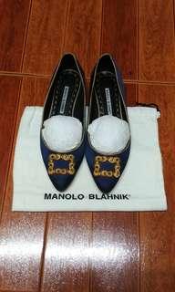 Manolo blahnik limited edition hangisi satin flats