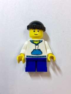 來自2013年的10235,樂高Lego 人仔