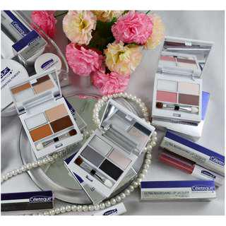 Celeteque Long Wear Eyeshadow Palette