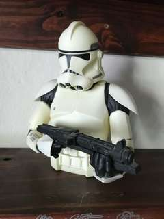 Stormtrooper piggy bank