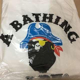 A Bathing Ape tee