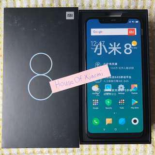 Xiaomi Mi 8 128GB Black
