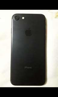 Iphone Jet Black 265GB, no icloud