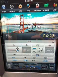 2006-2011 年凌志is250,可用原廠功放,無需改動線路,可加倒車影像,導航,安卓系統