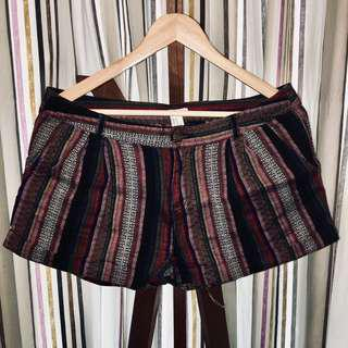 F21 Tribal Shorts