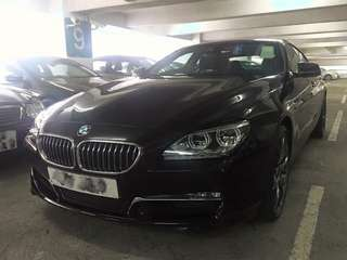 BMW 640I GRAN COUPE 2014