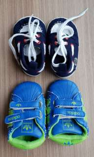 Baby Shoes 6-9 month (2 pairs)