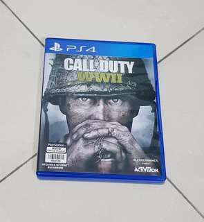 PS4 Call Of Duty WWll