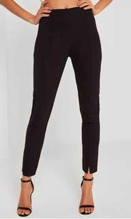 MISSGUIDED Skinny fit cigarette pants (BNWT)