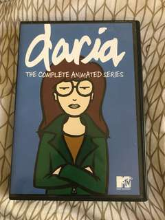 Daria Complete Series DVD box set