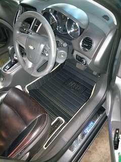 HYD 4D CAR CARPET CRUZE