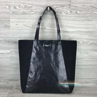 ⚫Jimmy Choo Big size shopping bag tote shoulder bag perfume gift