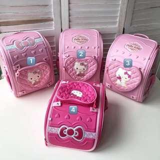 Hello Kitty 書包‼️0.9kg