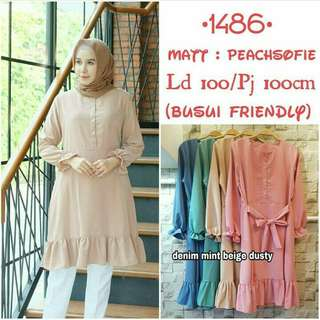 Tunik Elovee 1486 - Tunik Busui Friendly