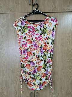 H&M Mama Maternity Floral Top