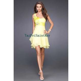 Evening party dress for lady size suitable