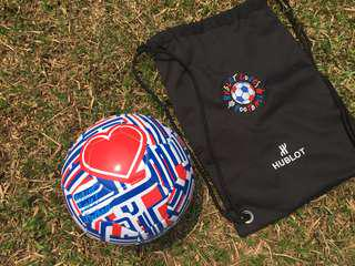 Limited Edition HUBLOT football