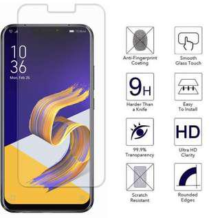 ASUS ZenFone 5 ZE620KL 透明鋼化防爆玻璃 保護貼 9H Hardness HD Clear Tempered Glass Screen Protector (包除塵淸㓗套裝)(Clearing Set Included)
