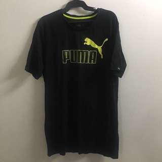 Original Puma black T-shirt