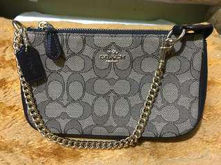 Coach Clutch/Wristlet Bag