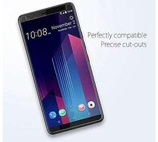 HTC U12+ U12 Plus 透明鋼化防爆玻璃 保護貼 Screen Protector