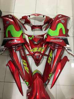 Price Reduced - Yamaha LC 135 v2 Movistar MotoGP 46 coverset