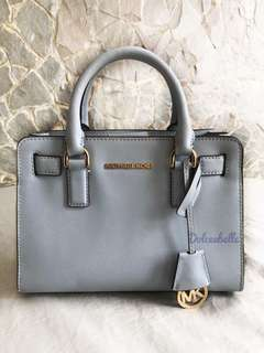 Michael Kors Small Dillon in Blue Pale