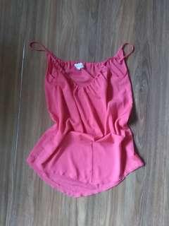Socialight cami xs 6 pink